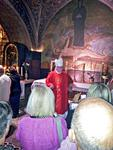 Mass at the Holy Sepulchre
